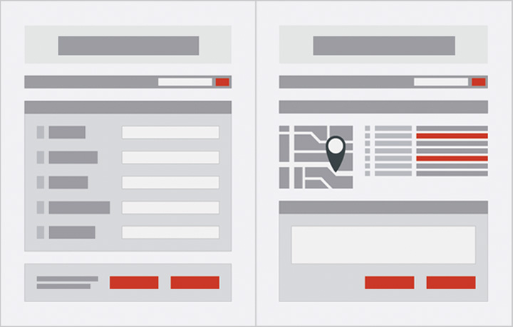 Wireframing & Prototyping